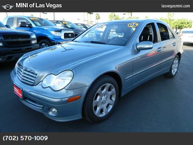 2005 Mercedes C-Class 32L traction control slip control air conditioning power windows power d