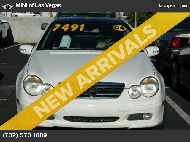 2004 Mercedes C-Class 18L traction control slip control abs 4-wheel air conditioning power w