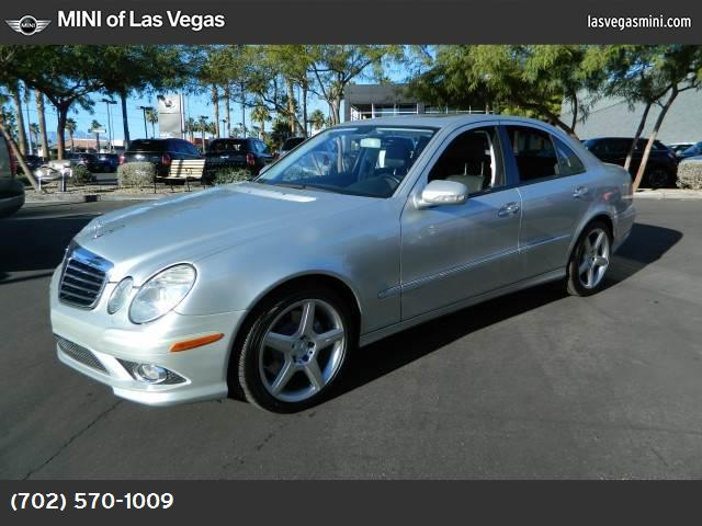 2009 Mercedes E-Class Sport 55L traction control electronic stability control abs 4-wheel key