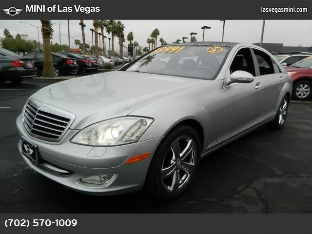 2009 Mercedes S-Class 55L V8 premium pkg 1 hill ascent control traction control electronic stab