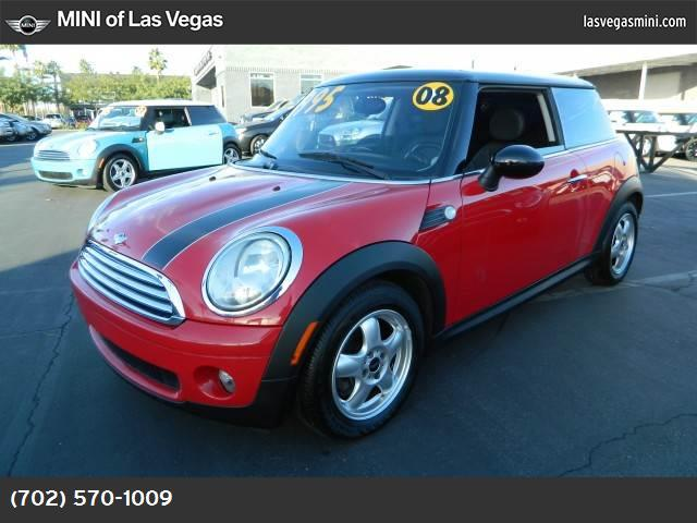 2008 MINI Cooper Hardtop  traction control abs 4-wheel keyless entry air conditioning power w
