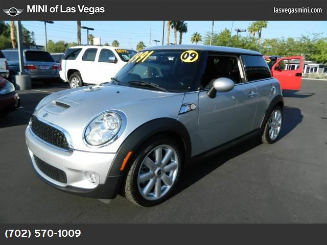 2009 MINI Cooper Hardtop S sport pkg dynamic stability control abs 4-wheel keyless entry air