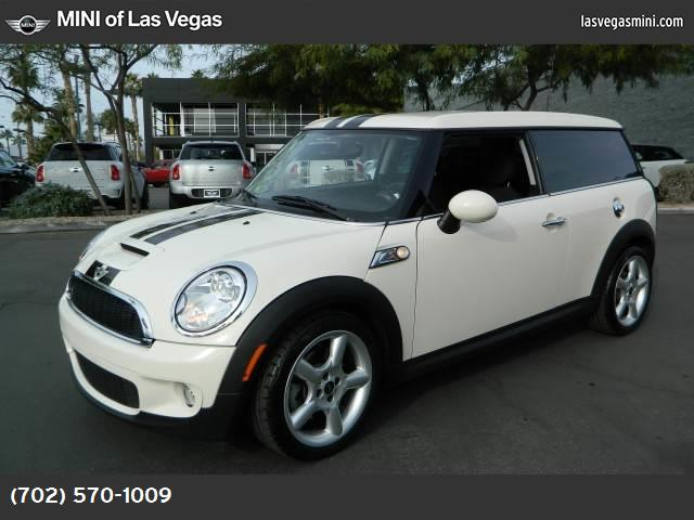 2010 MINI Cooper Clubman S sport pkg traction control dynamic stability control abs 4-wheel k