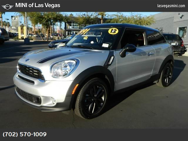 2013 MINI Cooper Paceman S hill start assist control traction control dynamic stability control