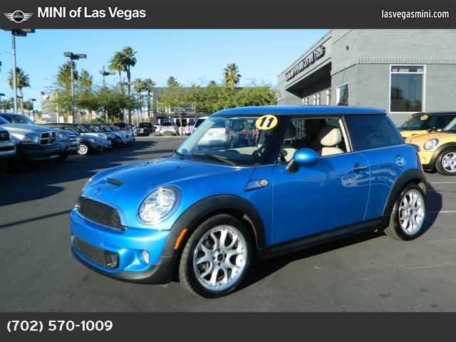 2011 MINI Cooper Hardtop S hill start assist stability control abs 4-wheel keyless entry air