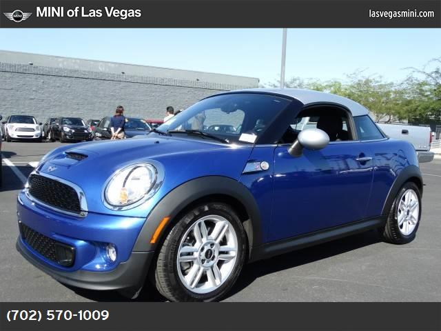 2014 MINI Cooper Coupe S dynamic stability control abs 4-wheel keyless entry air conditioning