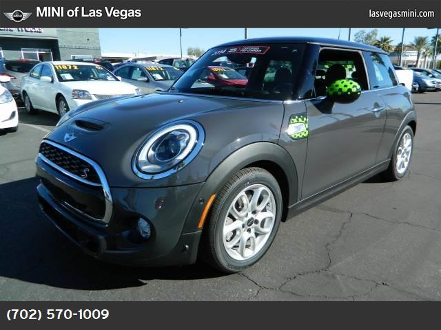 2014 MINI Cooper Hardtop S hill start assist control dynamic stability control abs 4-wheel key