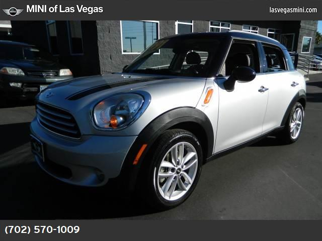 2013 MINI Cooper Countryman  hill start assist control dynamic stability control abs 4-wheel k