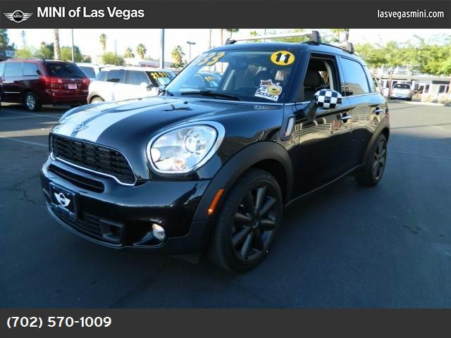 2011 MINI Cooper Countryman S performance suspension traction control dynamic stability control