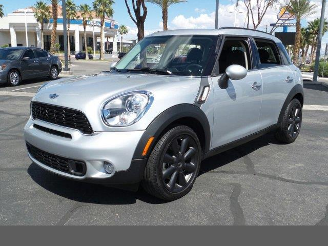 2012 MINI Cooper Countryman S sport pkg performance suspension traction control dynamic stabilit