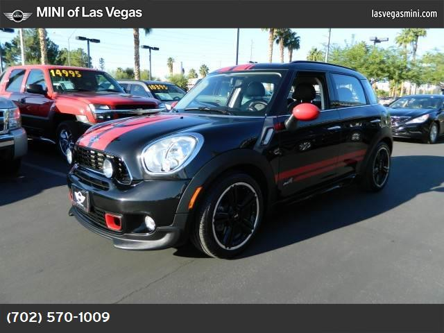 2012 MINI Cooper Countryman S traction control dynamic stability control abs 4-wheel keyless e
