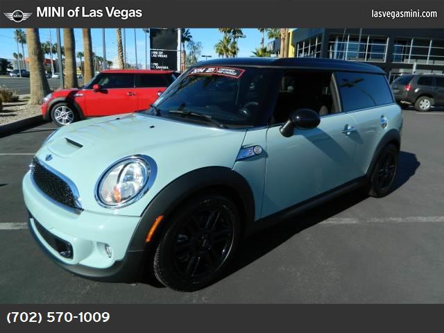 2014 MINI Cooper Clubman S sport pkg dynamic stability control abs 4-wheel keyless entry air