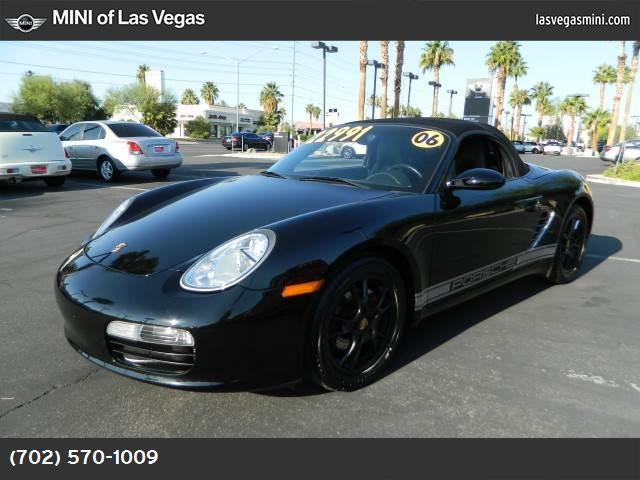 2006 Porsche Boxster  traction control stability control abs 4-wheel air conditioning power w