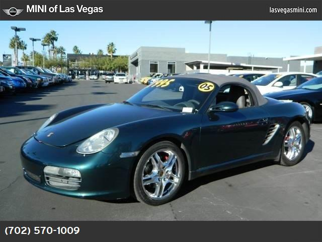 2005 Porsche Boxster S special exterior paint traction control stability control rear wheel driv