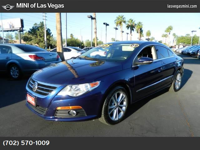 2009 Volkswagen CC Luxury traction control stability control abs 4-wheel keyless entry air co
