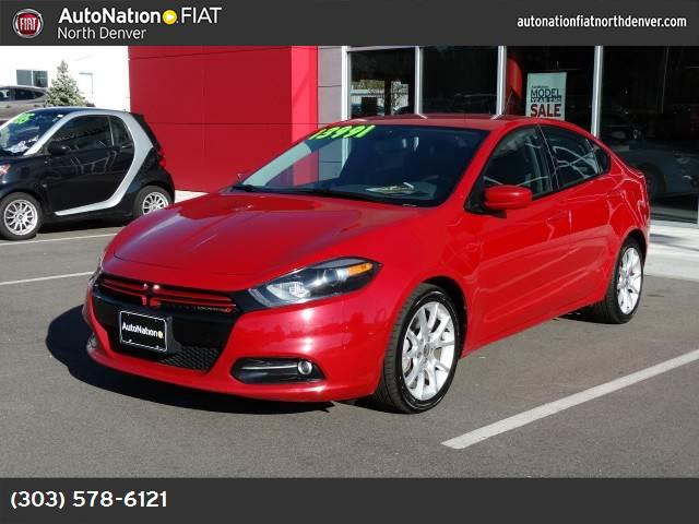 2013 Dodge Dart Rallye rollover protection touring suspension hill start assist control traction