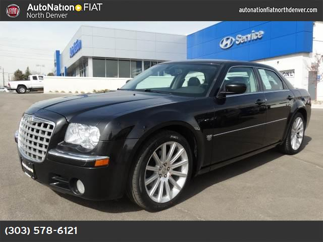2007 Chrysler 300 C 57l hemi multi-displacement v8 engine  std extra cost crystal coat paint e
