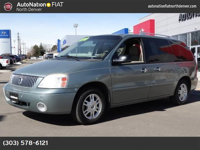 2007 Mercury Monterey Luxury abs 4-wheel air conditioning air cond rear power windows power d