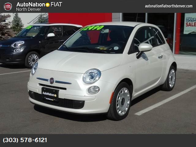 2012 FIAT 500 Pop hill start assist control traction control stability control abs 4-wheel ke