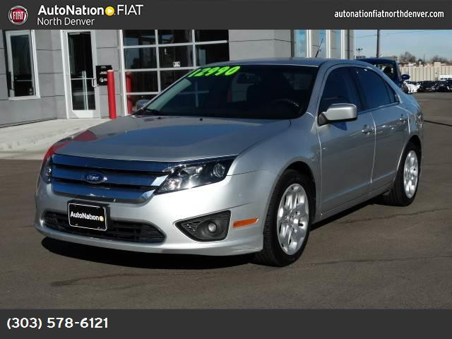2011 Ford Fusion SE traction control advancetrac abs 4-wheel air conditioning power windows