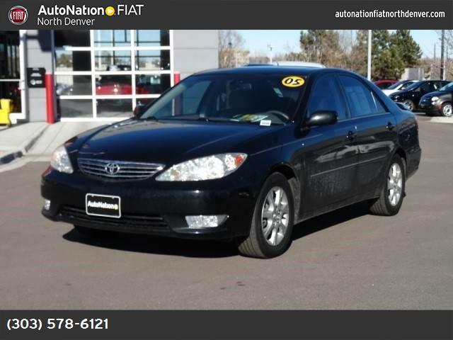 2005 Toyota Camry XLE abs 4-wheel air conditioning power windows power door locks cruise cont