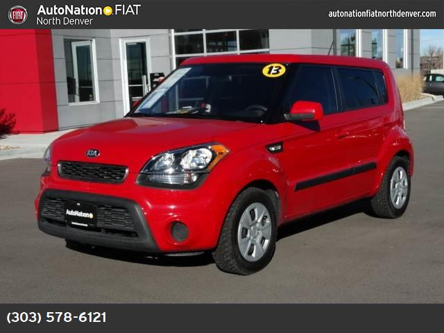 2013 Kia Soul Base hill start assist control traction control stability control abs 4-wheel a