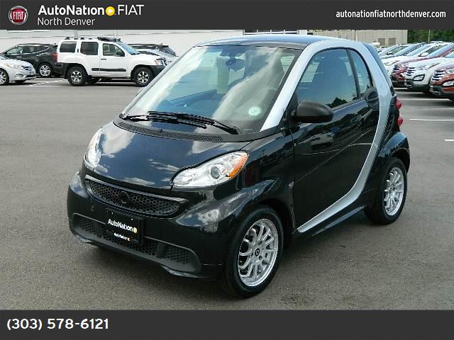 2013 Smart fortwo Pure hill start assist traction control stability control abs 4-wheel keyle