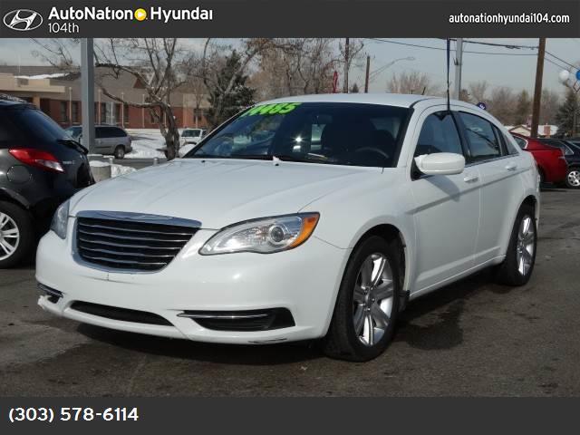 2013 Chrysler 200 LX 39847 miles VIN 1C3CCBAB1DN647214 Stock  1172058213 14485