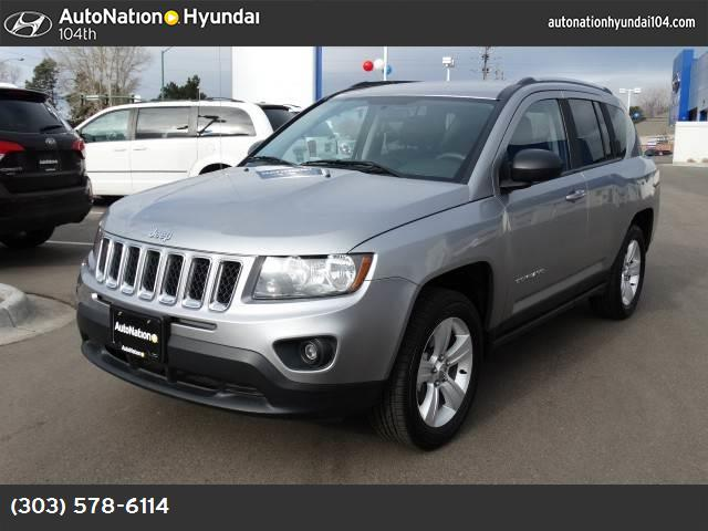 2014 Jeep Compass Sport engine 24l i4 dohc 16v dual vvt  std four wheel drive power steering