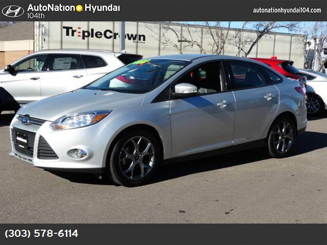 2013 Ford Focus SE 36065 miles VIN 1FADP3F27DL237070 Stock  1199176378 15400