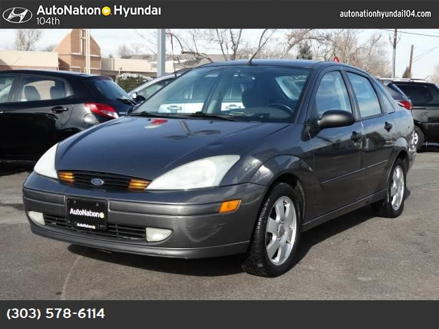 2002 Ford Focus ZTS air conditioning power windows power door locks cruise control power steeri