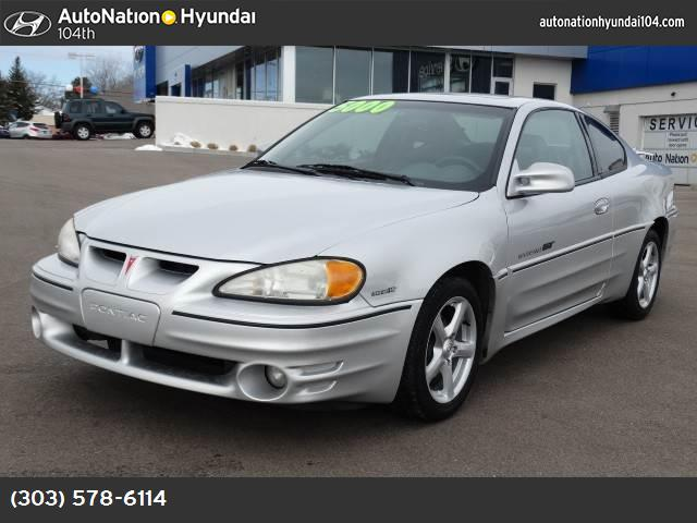 2001 Pontiac Grand Am GT1 traction control abs 4-wheel air conditioning power windows power d
