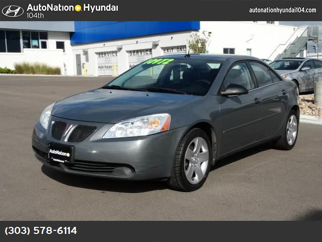 2008 Pontiac G6  traction control abs 4-wheel air conditioning power windows power door locks