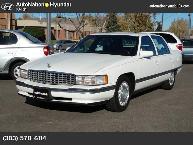 1996 Cadillac DeVille  air conditioning power windows power door locks cruise control power ste