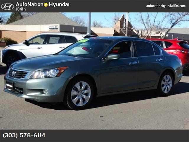 2008 Honda Accord Sdn EX-L traction control stability control abs 4-wheel keyless entry air c