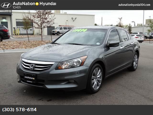 2012 Honda Accord Sdn EX-L 44902 miles VIN 1HGCP3F84CA039780 Stock  1113262158 19000