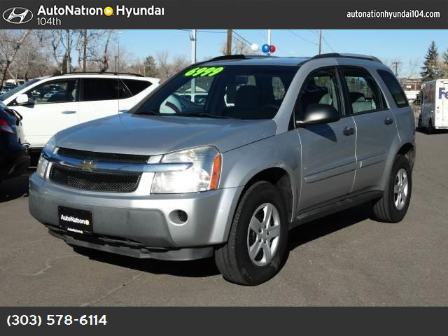 2006 Chevrolet Equinox LS traction control abs 4-wheel air conditioning power windows power d