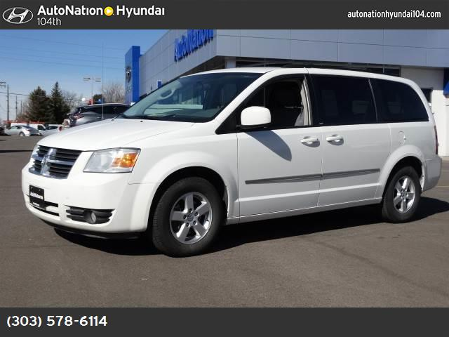 2010 Dodge Grand Caravan SXT traction control stability control abs 4-wheel keyless entry air