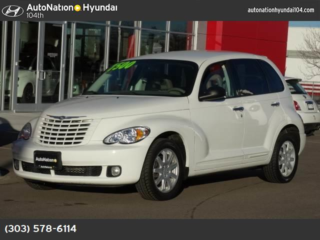 2008 Chrysler PT Cruiser Touring air conditioning power windows power door locks cruise control