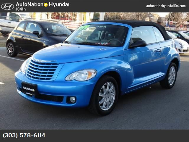 2008 Chrysler PT Cruiser  air conditioning power windows power door locks cruise control power