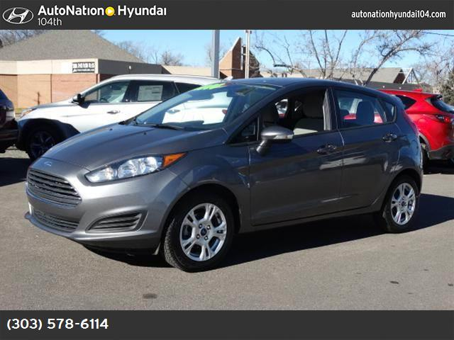 2014 Ford Fiesta SE hill start assist control traction control advancetrac abs 4-wheel keyles