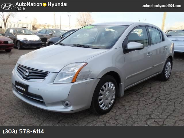 2010 Nissan Sentra 20 S traction control abs 4-wheel keyless entry air conditioning power wi