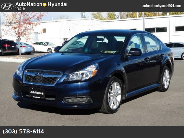 2013 Subaru Legacy 25i Premium 41105 miles VIN 4S3BMBC63D3037301 Stock  1171291974 19457