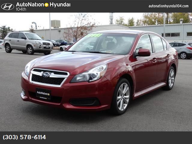 2013 Subaru Legacy 25i Premium 35227 miles VIN 4S3BMBC66D3045179 Stock  1171303886 19812