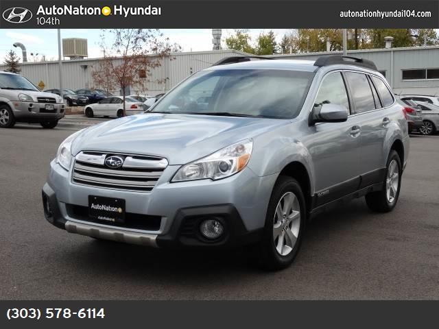 2013 Subaru Outback 25i Limited 38187 miles VIN 4S4BRBKC1D3314581 Stock  1171303915 25499