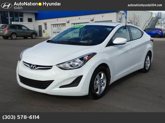 2014 Hyundai Elantra SE hill start assist control traction control electronic stability control