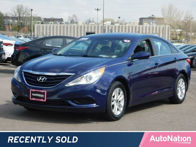 2013 Hyundai Sonata GLS traction control stability control abs 4-wheel keyless entry air cond