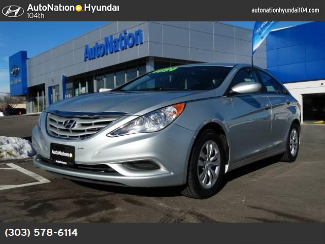 2012 Hyundai Sonata GLS traction control stability control abs 4-wheel air conditioning power