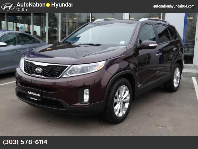 2014 Kia Sorento EX hill start assist traction control stability control abs 4-wheel keyless