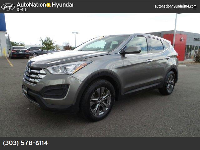 2013 Hyundai Santa Fe Sport all wheel drive power steering 4-wheel disc brakes aluminum wheels